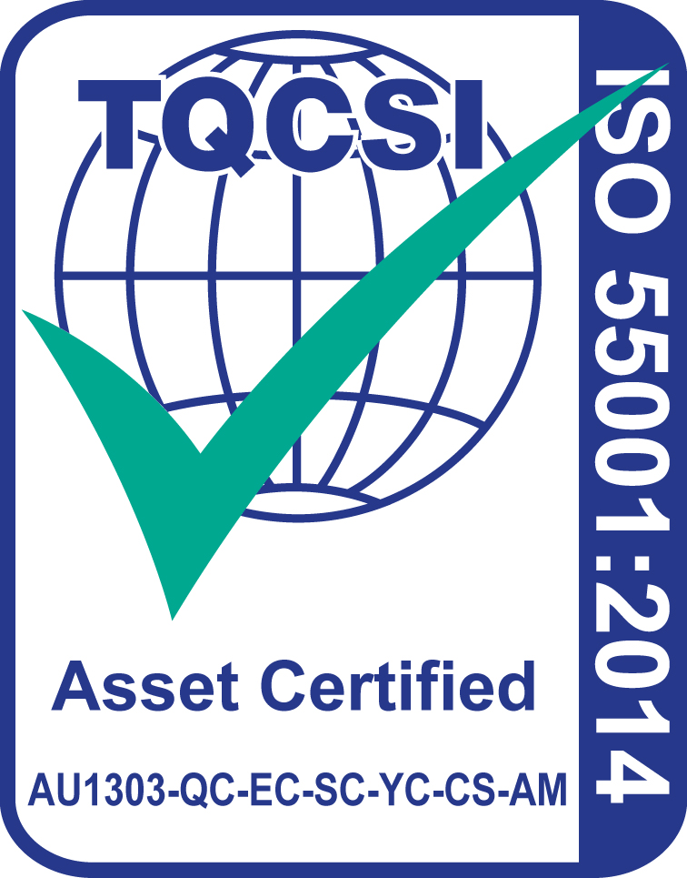 ISO55001 CertificationMark